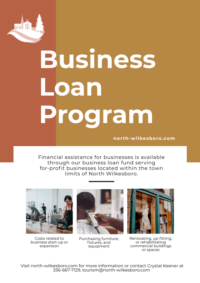 Business Loan Infograph
